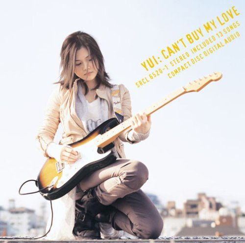 YUI画像「CAN'T BUY MY LOVE」