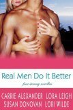 Real Men Do It Better (Anthology) (Includes Tempting Seals, Book 1)