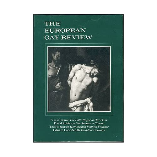 The European Gay Review, Volume Two , Santagati, Salvatore (editor)
