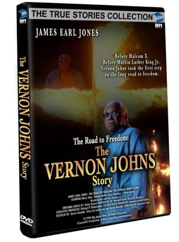 Before Malcolm X. Before Martin Luther King Jr. Vernon Johns took the first step on the long road to freedom.