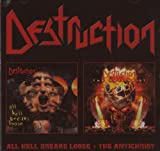 album art to All Hell Breaks Loose / The Antichrist (disc 2: The Antichrist)