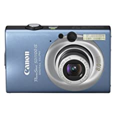 Canon PowerShot SD1100IS 8MP