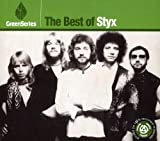 album art to Green Series: The Best of Styx
