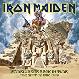 Somewhere Back in Time: The Best of 1980-1989 by Iron Maiden