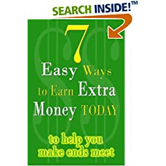 ISBN:B0018IZBUM Seven Easy Ways To Earn Extra #Money