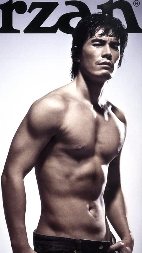 筋肉質な伊藤英明