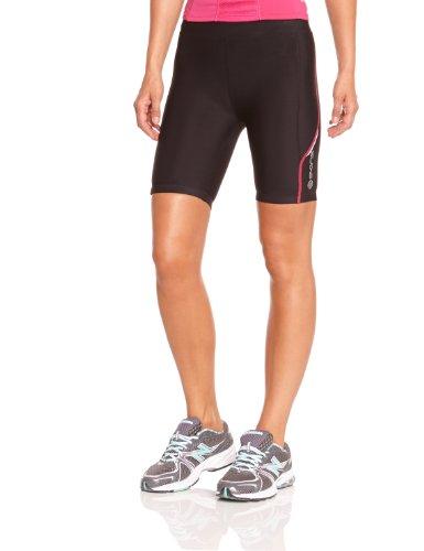 运动发烧友的挚爱,SKINS 思金斯 A200 Compression Shorts 女款压缩短裤 L码