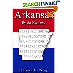 ISBN:B00895GRMI Arkansas by the Numbers by Thornton & Craig