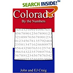 ISBN:B0089F2FAG Colorado by the Numbers by Thornton & Craig