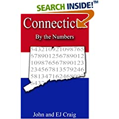 ISBN:B0089F5VAC Connecticut by the Numbers by Thornton & Craig