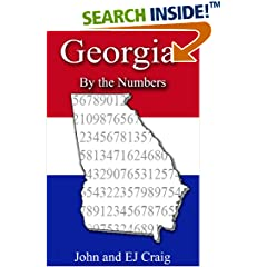 ISBN:B0089FX4IS Georgia by the Numbers by Thornton & Craig