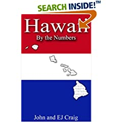 ISBN:B0089FX8RU Hawaii by the Numbers by Thornton & Craig