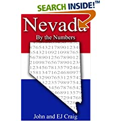 ISBN:B0089MJYEE Nevada by the Numbers by Thornton & Craig