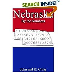 ISBN:B0089MMVOY Nebraska by the Numbers by Thornton & Craig