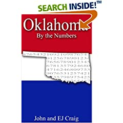 ISBN:B0089MMWIY Oklahoma by the Numbers by Thornton & Craig