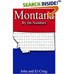 ISBN:B0089MMWZC Montana by the Numbers by Thornton & Craig