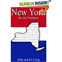 ISBN:B0089MO5RA New York by the Numbers by Thornton & Craig