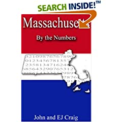 ISBN:B0089MXK7Q Massachusetts by the Numbers by Thornton & Craig