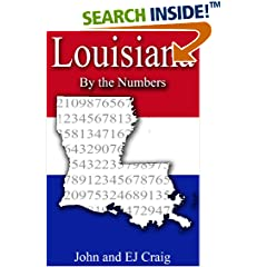 ISBN:B0089MXL48 Louisiana by the Numbers by Thornton & Craig