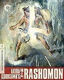 Akira Kurosawa's Rashomon blu-ray cover
