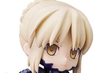 Fate/stay night ねんどろいど セイバーオルタ スーパームーバブル・エディション (ノンスケール ABS&PVC塗装済み可動フィギュア)