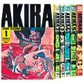 AKIRA コミック 全6巻完結セット (KCデラックス) (0 クリップ)