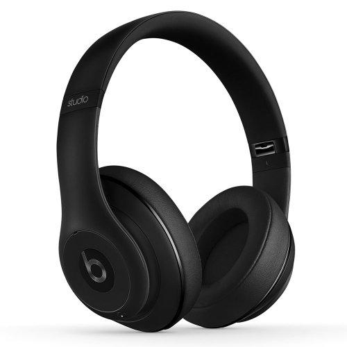 (暴跌) 魔声耳机 Beats Studio Wireless 无线头戴式时尚发烧音乐耳机 磨黑 9.95