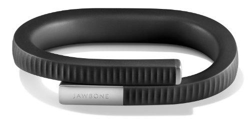 健康卫士,JAWBON 卓棒 UP24 智能手环 黑玛瑙色