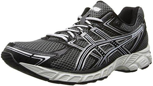 (6折)ASICS 爱世克斯 男款 GEL-Equation 7 全能 超轻量 运动鞋 炭黑色 .77