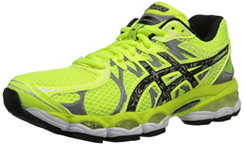 (好货)ASICS 爱世克斯 男款 GEL-Nimbus 16 Lite 全能 超轻量 运动鞋 荧光绿 5.31