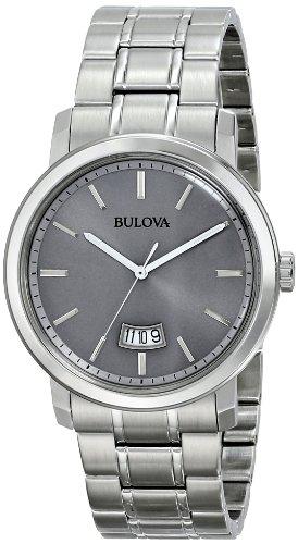 宝路华Bulova 96B200 男士石英手表等优惠信息!