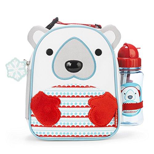 SKIP HOP Zoo 动物园系列 Winter 儿童午餐包 北极熊款
