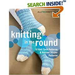 ISBN:B00KBW90CG Knitting in the Round by Prime    Publishing