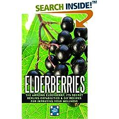 ISBN:B00WQ4PCRO Elderberries by Medicine    Cabinet