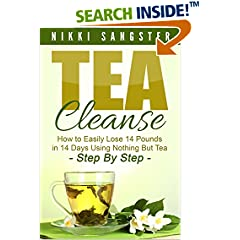 ISBN:B016BTDKSC Tea Cleanse for Weight Loss by Nikki    Sangster