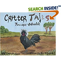 ISBN:B017Y976Q0 Critter Tails - children's #self-esteem book