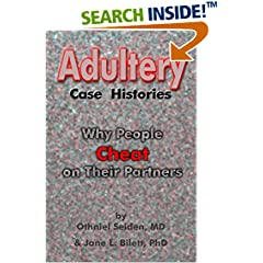 ISBN:B018H0HC6O Adultery Case Histories by Othniel J. Seiden
