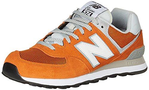 New Balance ML574 男款复古鞋 特价.98等优惠信息!