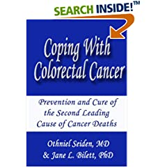 ISBN:B018YNIUQK Coping with #Colorectal Cancer