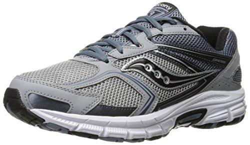 限7.5码: saucony 圣康尼 GRID COHESION 9 男士跑鞋    .99(约¥310)等优惠信息!