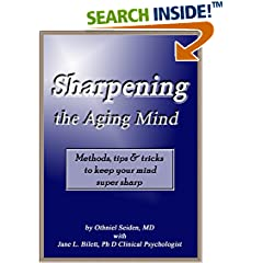 ISBN:B019PL2RRS Sharpening the Aging Mind: #Memory