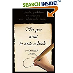 ISBN:B019PN01QK So-You Want to #Write a Book