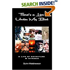 ISBN:B01D0NLPR0 There's a Lion under my Bed - 1 #espionage Biography