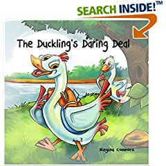 ISBN:B01DUKJNHW The Duckling's Daring Deal by Regina Connors