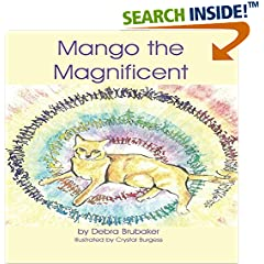 ISBN:B01EQKPM2K Mango the Magnificent #cats #rescue