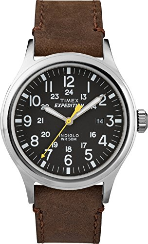 Timex 天美时 Expedition Scout 经典石英手表 .46(转运到手约¥243)等优惠信息!