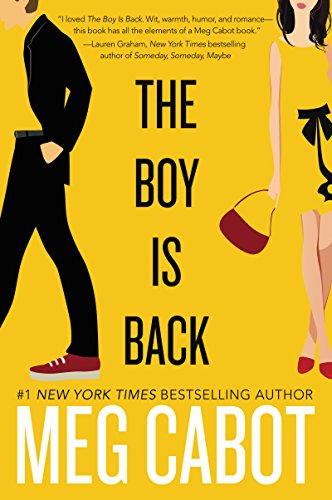 The Boy Is Back Meg Cabot