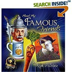 ISBN:B01MTA5LYI Meet My Famous Friends by Rich    DiSilvio