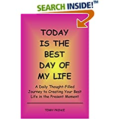 ISBN:B01MV2RVB6 Today is the Best Day of My Life