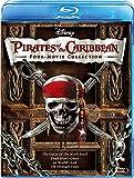 パイレーツ・オブ・カリビアン:ブルーレイ・4ムービー・コレクション(期間限定) [Blu-ray]